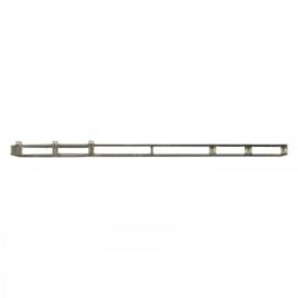 7023 Verloopstuk voor steekverbinding lengte 100 mm