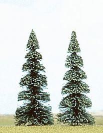 6102  2x denneboom 75mm
