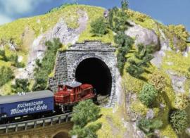 282934 2x enkel + 2x dubbel tunnelportaal