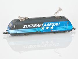 """serie 460 """"Zugkraft Aargau"""" van de SBB"""