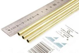 BT5M Pijp rond buiten 5mm dikte 0,45mm binnen 4,1mm lengte 30,5mm 3 stuks