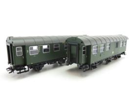 00770-09 Umbau wagen 2e klas + 2e klas/bagage
