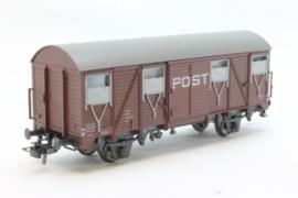 4373 NS Post Gs gesloten wagen