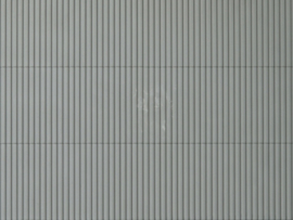 52433 trapeziumplaat grijs