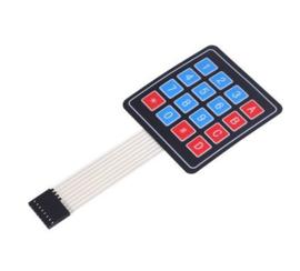 16 toets membraam toetsenbord