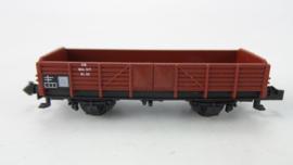 51325100 Niederbordwagen bordeaux rood