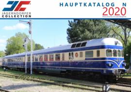 Jägerndorfer N Katalogus 2020