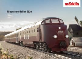 Marklin Catalogus Nieuwe modellen 2020 (345386)