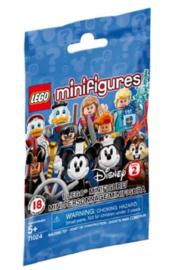 71024 Minifigures Disney serie 2 (Polybag)