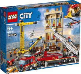 60216 Brandweerkazerne in de Stad