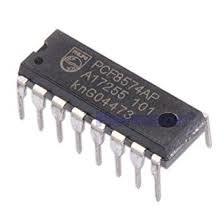 PCF8574AP  I²C  8x IO Ports