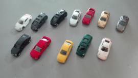 Diverse voertuigen
