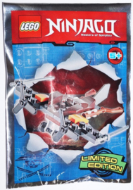 891619 Pirate's Fighter (Polybag)