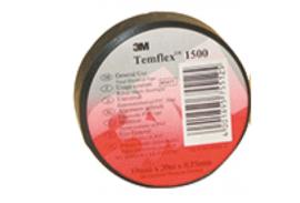 3M Isolatietape zwart Temflex 1500