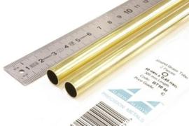 BT10M Pijp rond buiten 10mm dikte 0,45mm binnen 9,1mm lengte 30,5mm 2 stuks