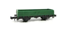 51325100 Niederbordwagen Groen