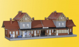 39367 Bahnhof Fürstenberg
