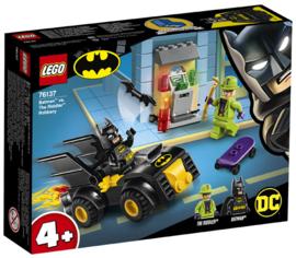 76137 Batman VS The Riddler Diefstal