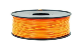 Fillament 1.75mm ABS 1KG Oranje