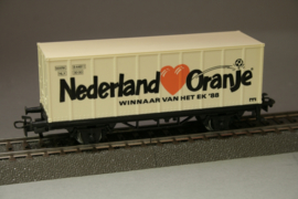4481-88735 Container Wagon nederland oranje