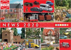 Busch News 2020 Duits