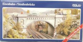 621 Eisenbahn- / Straβenbrücke