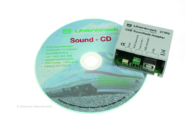 UH31080 USB Sound-Ladeadapter