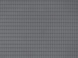 52426 Dakplaat donker grijs