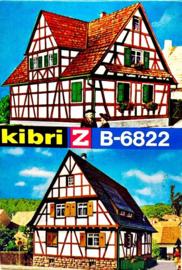 6822 2x Fachwerkhaus