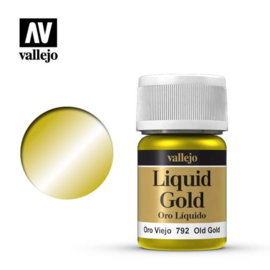 70.792 Old Gold (Metalic colors in Alcohol Base)