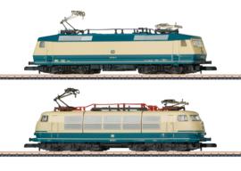 88179 Dubbelset Elektrolokomotiven BR 120.1 en BR 103.