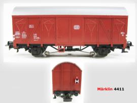4411 Gesloten goederenwagon met backlight