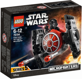 75194 First Order TIE Fighter
