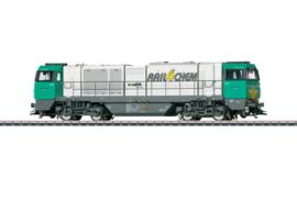 37216 Diesellocomotief Vossloh G 2000 BB
