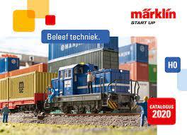 Marklin Startup Catalogus 2020 NL (345428)