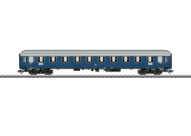 43910 Coupérijtuig van de Deutsche Bundesbahn (DB), 1e klasse, type A4üm-63 (later Am 203). Type UIC-X (m-rijtuig)