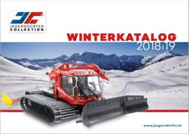 Jägerndorfer Winterkatalog 2018-19