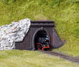 36900 Tunnelportal 2x 1 spoor