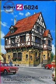 6824 Hotel restaurant weincastell Zum Weissen Ross