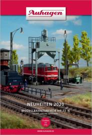 Auhagen Neuheiten 2020 Duits
