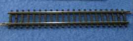 2401  Rechte rail 104,2 mm zwart
