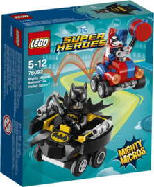 76092 Batman vs Harley Quinn