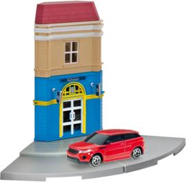 Herpa Hotel + Range Rover Evoque