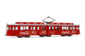 """HR2755 Coca Cola """"Christmas Tram"""""""