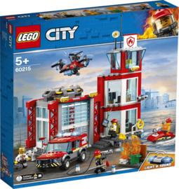 60215 Brandweerkazerne
