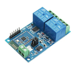 5V 2 Channel bluetooth relais board