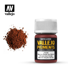 73.108 Brown Iron Oxide