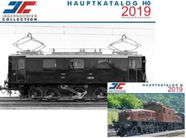 Jägerndorfer HO / N Katalogus 2019