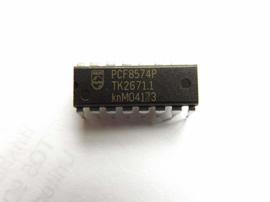 PCF8574P   I²C 8x IO Ports