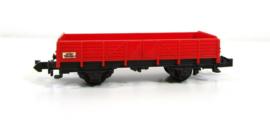 51325100 Niederbordwagen rood